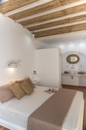 Venere Double Room with Terrace, Fantasy Rooms | Rooms Milos | Milos Halidays | Milos | Cyclades | Greece