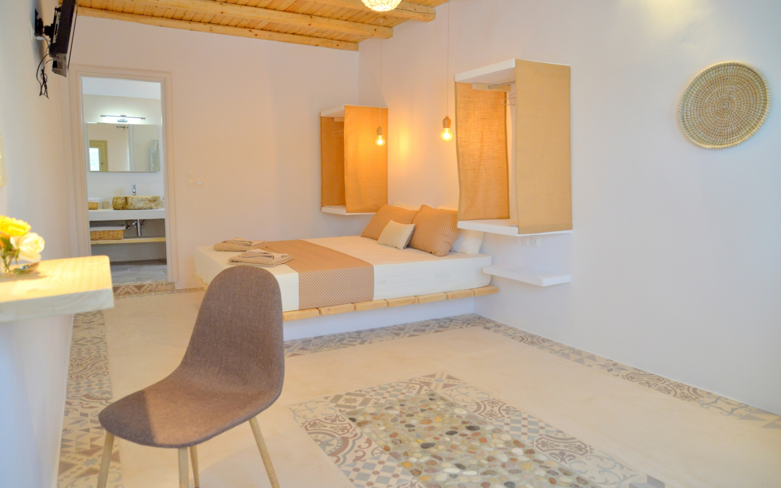 Fedra Double Room with Terrace